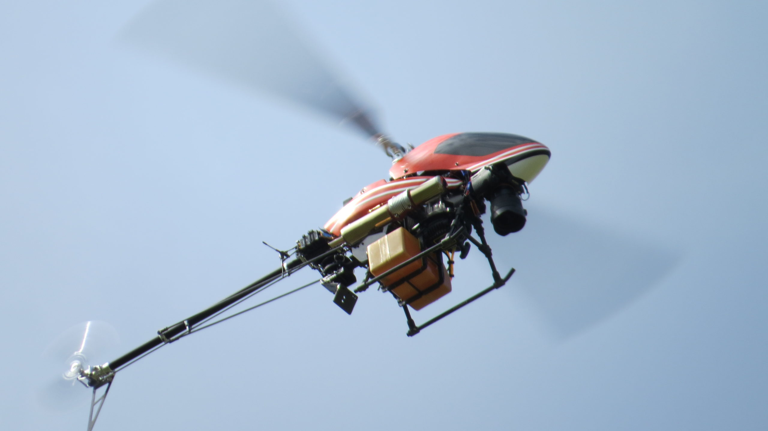 Drone Photogrammetry Helicopter