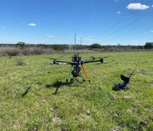 Drone LiDAR Transmission ROW Cropped