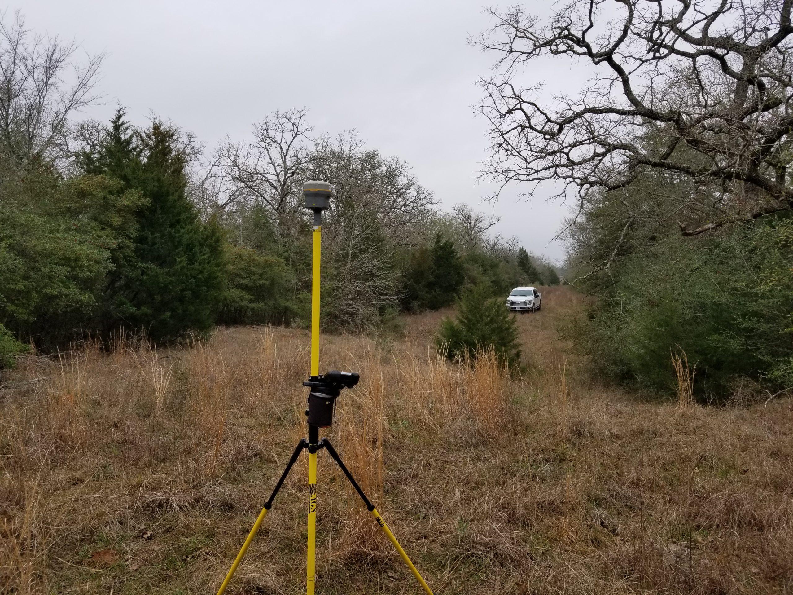 Drone LiDAR Survey Field Crew