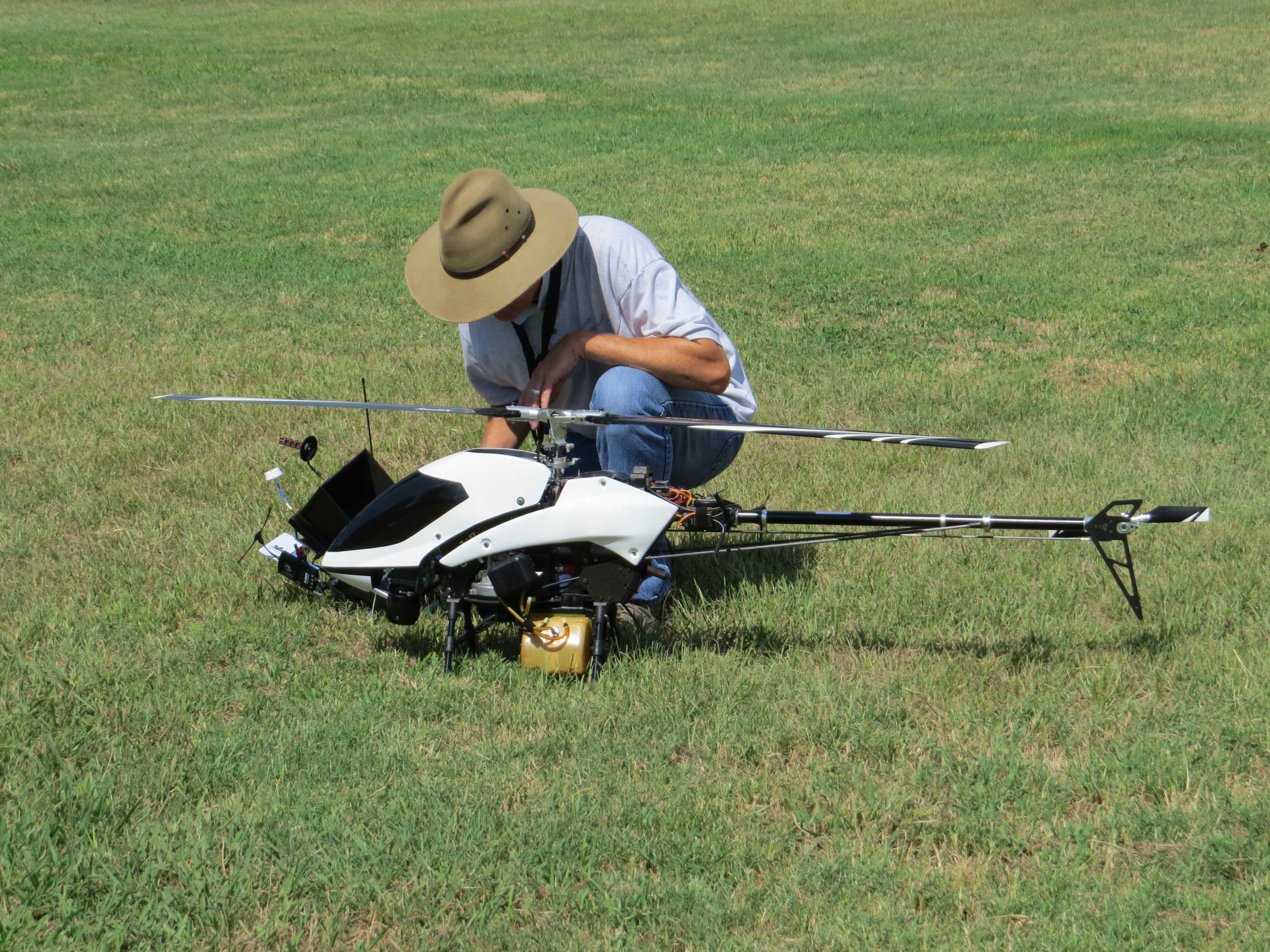 Curtis Youngblood LiDAR Helicopter